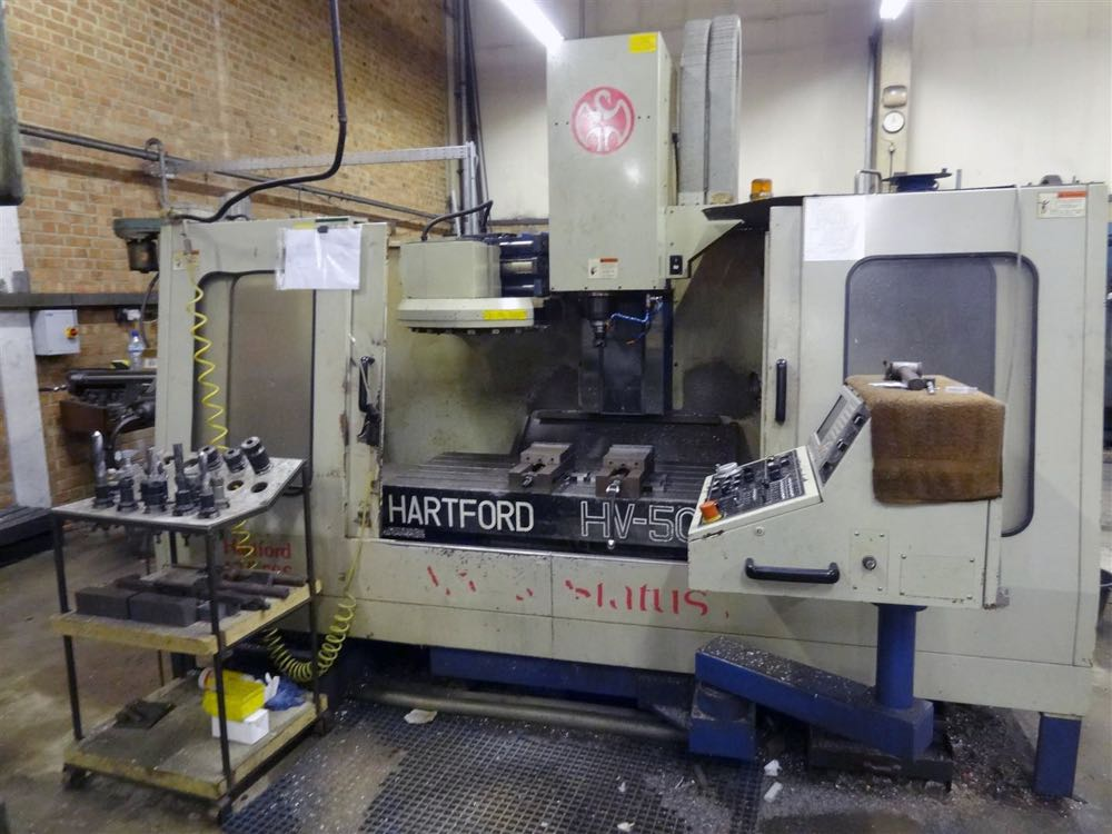HARTFORD HV 50S