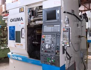 OKUMA LCS-15H