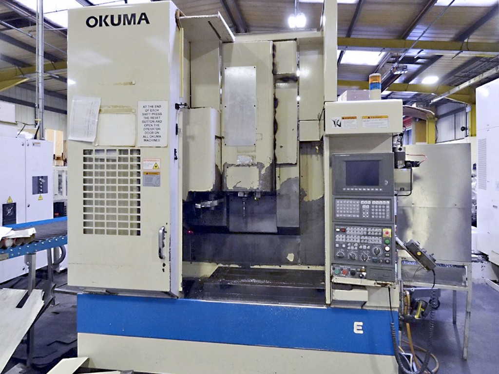 OKUMA MX 45 VAE