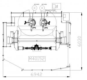 Cela z robotami spawającymi MOTOMAN YR-UP6-A00_8