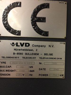 LVD DELTA 1250 TN 180_5