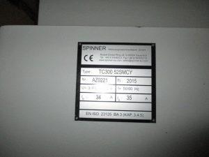 SPINNER TC30052SMCY_4