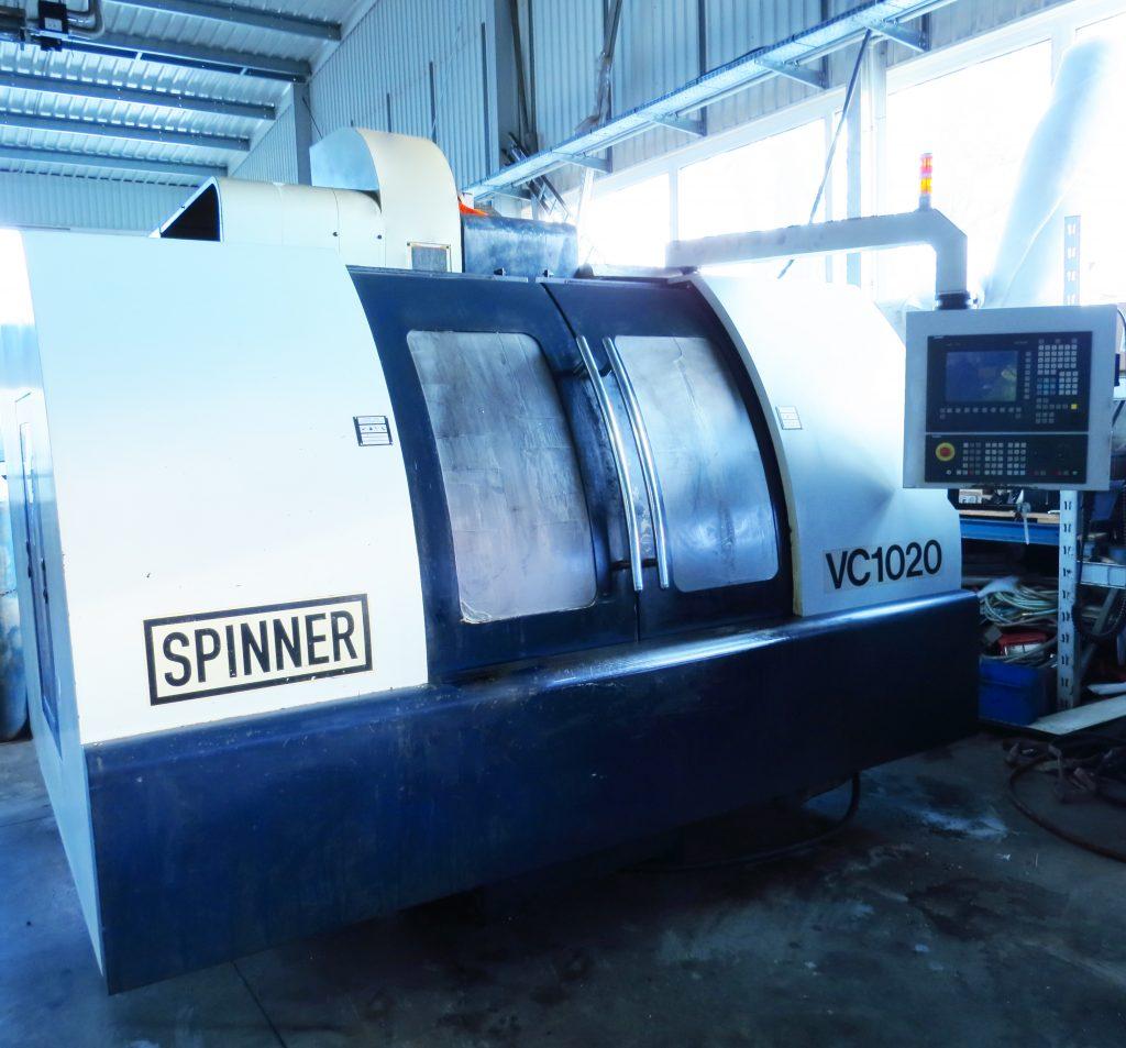 SPINNER VC 1020